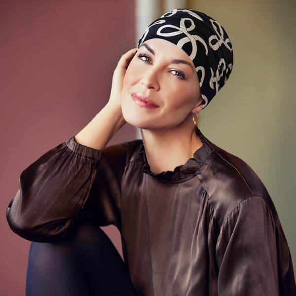 Yoga Turban Classic Bows Christine Headwear 0