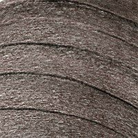 Karma turban cu bentita - Warm brown melange, Vascoza din bambus, Turban subtire2