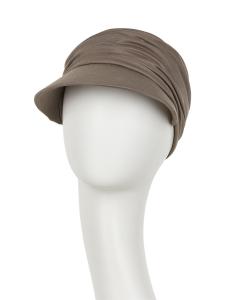 BB Bella turban, Dusty Brown - colectia Sun, bumbac, Primavara/Vara1
