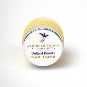 Defiant Beauty Masca pentru ingrijirea unghiilor,10g0
