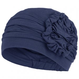 LOTUS turban, Dark Blue