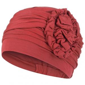 LOTUS turban, Red0