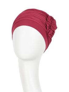 LOTUS turban - Red Bud, Vascoza din bambus, Primavara/Vara1