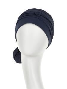 Mila turban, Black Iris, Bumbac Caretech Supima, Primavara/Vara1