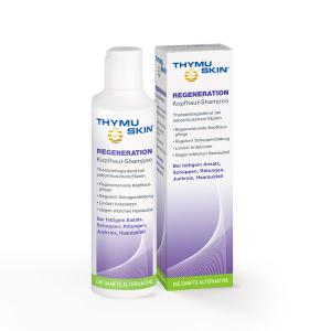 Sampon Regenerator pentru scalp THYMUSKIN®, 200ml
