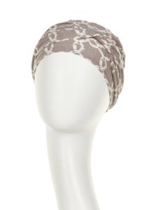 Shakti turban, Twisted Ribbons, Panza de In, Primavara/Vara1