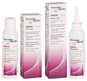 Tratament Cadere masiva si regenerare par, THYMUSKIN FORTE, Set 100ml0