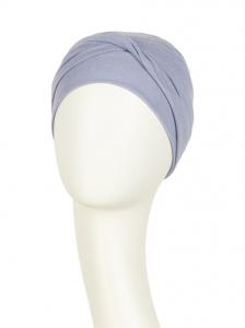 ZOYA • V turban - Lavender Grey, bumbac/vascoza, primavara/vara1