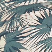 ZOYA • V turban - Palm Leaves, Bumbac/Vascoza, Primavara/Vara2