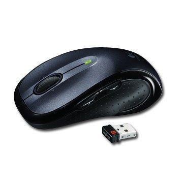 Mouse Wireless Logitech M510, Black  2