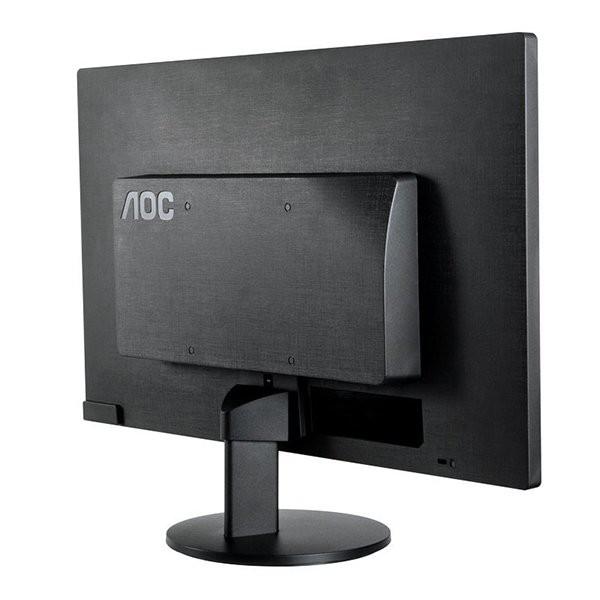 """Monitor LED AOC E970SWN(18.5"""", 1366x768, TN, 700:1, 20000000:1(DCR), 90/65, 5ms, VGA, VESA) Black 1"""
