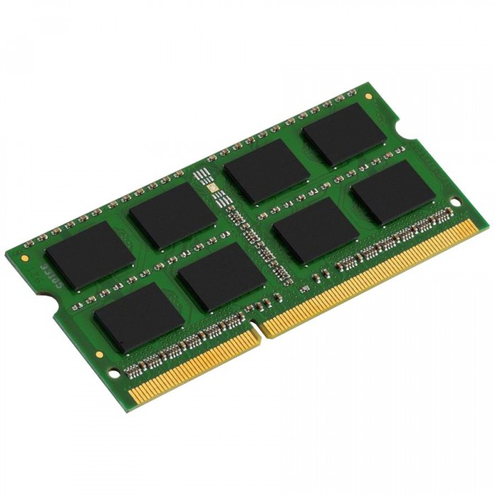 Kingston 8GB 1600MHz DDR3L Non-ECC CL11 SODIMM 1.35V, EAN: 740617219791 0