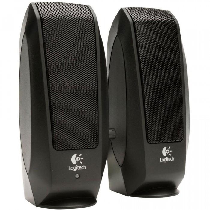 LOGITECH Speakers S120 - BLACK - ANALOG - PLUGC - EMEA 0