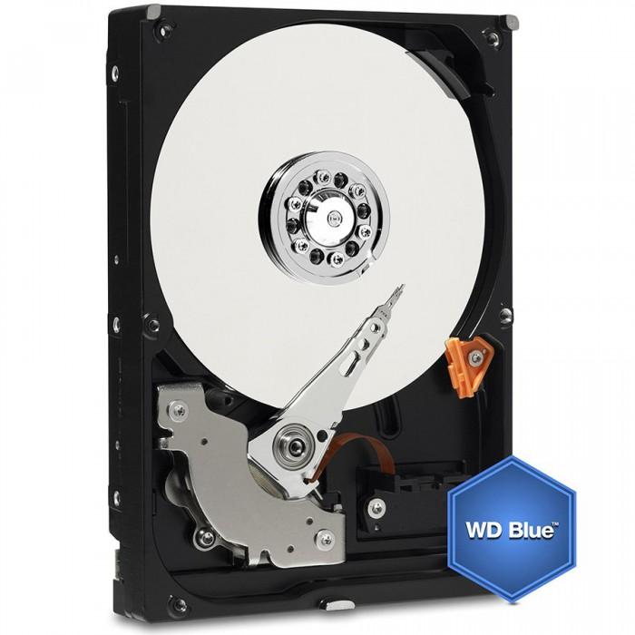 """HDD Desktop WD Blue (3.5"""""""", 4TB, 64MB, 5400 RPM, SATA 6 Gb/s) 0"""
