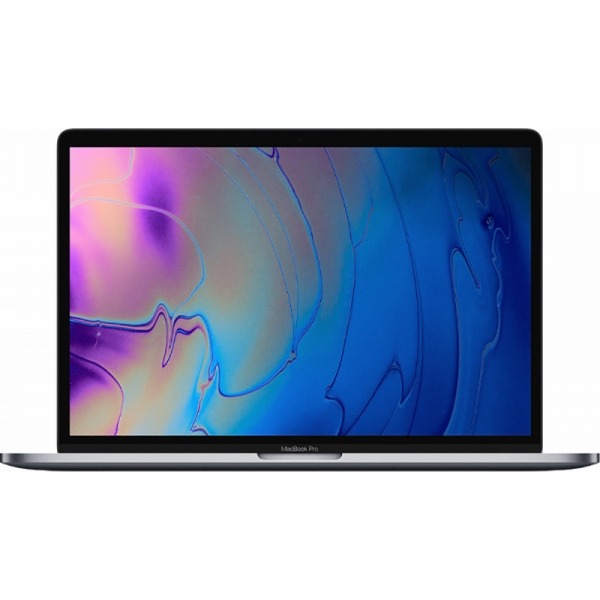 Notebook / Laptop Apple 15.4'' The New MacBook Pro 15 Retina with Touch Bar, Coffee Lake 6-core i7 2.2GHz, 16GB DDR4, 256GB SSD, Radeon Pro 555X 4GB, Mac OS High Sierra, Silver, INT keyboard 1