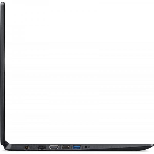 Laptop Acer 15.6'' Aspire 3 A315-54, FHD, Procesor Intel® Core™ i5-8265U (6M Cache, up to 3.90 GHz), 8GB DDR4, 256GB SSD, GMA UHD 620, Linux, Black 1