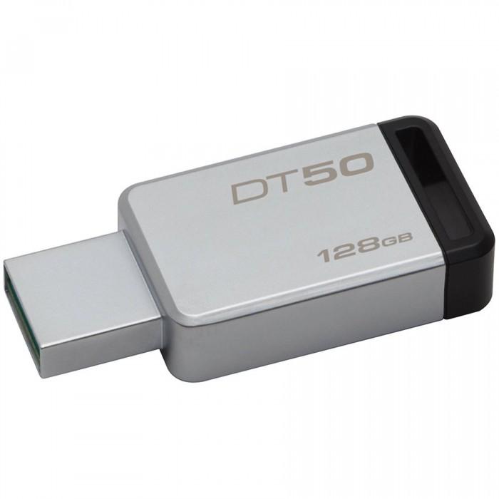 "USB3.0  128GB KINGSTON DataTraveler 50   ""DT50/128GB""  (include timbru verde 0.01 lei) 0"