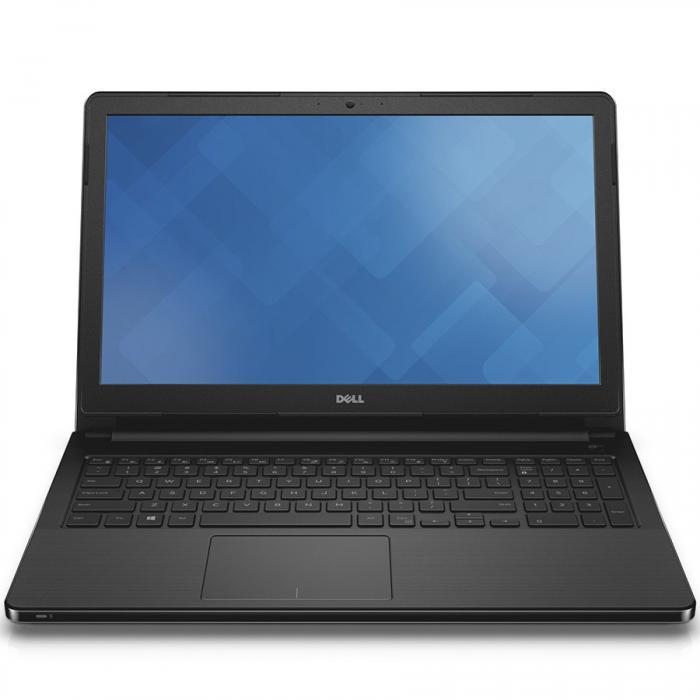 Dell Vostro 3568, 15.6-inch HD (1366x768), Intel Core i5-7200U, 8GB (1x8GB) 2400MHz DDR4, 128GB SSD, DVDRW, Intel HD Graphics, Wifi Intel 3165AC, Blth, non-Backlit Keybd, 4-cell 40WHr, Ubuntu, Gray, 3 0