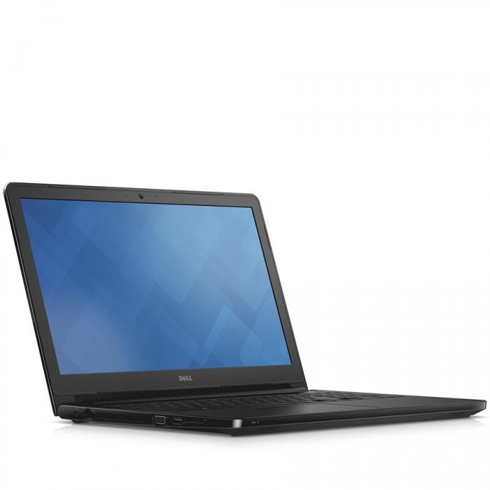 Dell Vostro 3568, 15.6-inch HD (1366x768), Intel Core i5-7200U, 8GB (1x8GB) 2400MHz DDR4, 128GB SSD, DVDRW, Intel HD Graphics, Wifi Intel 3165AC, Blth, non-Backlit Keybd, 4-cell 40WHr, Ubuntu, Gray, 3 2