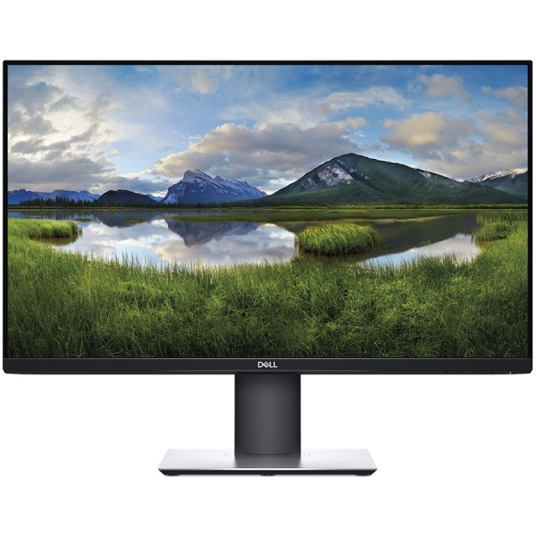 "Monitor LED DELL Professional P2719H, 27"", 1920x1080, 16:9, IPS, 1000:1, 178/178, 5ms, 300 cd/m2, VESA, DisplayPort, HDMI, VGA, USB, Height-adjustable, Pivot 0"