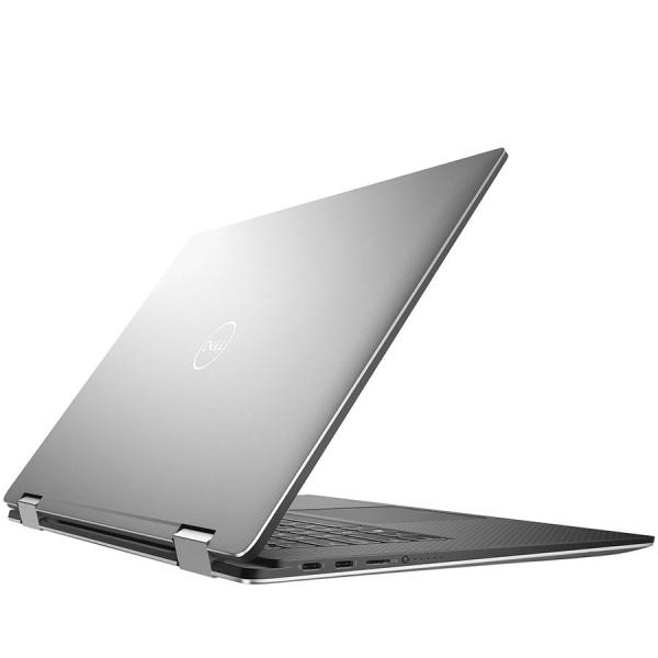 Dell XPS 15(9575)2-in-1,15.6-inch Touch 4K HD(3840x2160),Intel Core i7-8705G,16GB DDR4 2666MHz,512GB(M.2)PCIe SSD,noDVD,Radeon RX Vega M GL 4GB,FGPR ,Killer Wifi 802.11ac,BT,FGPR English Backlit Kb,6- 3