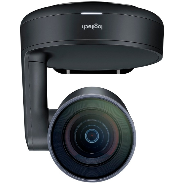 "LOGITECH Rally Ultra-HD ConferenceCam - BLACK - USB - PLUGC - EMEA - DUAL SPEAKER EU ""960-001224"" 3"