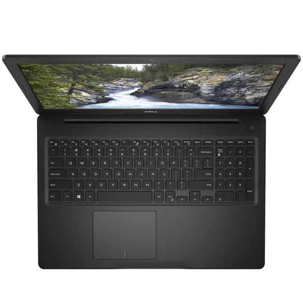 Dell Vostro 3580, 15.6-inch FHD(1920x1080), Intel Core i7-8565U, 8GB(1x8GB) 2666MHz DDR4, 256GB(M.2) NVMe SSD, DVD-/+RW, AMD Radeon Graphics 2G, Wifi 802.11ac, BT, Non-Backlit Keybd, 3-cell 42WHr, Win 1
