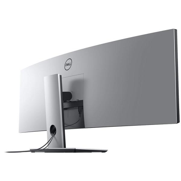 "Monitor LED DELL UltraSharp Curved U4919DW 49"" , IPS, Ratio 32:9, 5120x1440, 350cd/m2, 1000:1, 5ms, HDMI, DP, USB Type-C, 178/178, VESA 2"