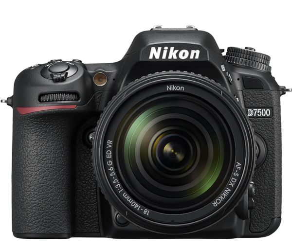 Nikon D7500 Aparat Foto DSLR 20.9MP CMOS 4K Kit 18-140 mm 0