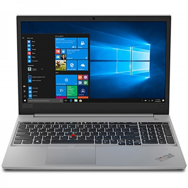 Notebook / Laptop Lenovo 15.6'' ThinkPad E590, FHD IPS, Procesor Intel® Core™ i5-8265U (6M Cache, up to 3.90 GHz), 8GB DDR4, 256GB SSD, GMA UHD 620, Windows 10 Pro, Silver 1