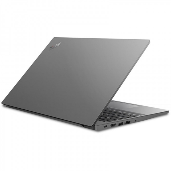 Notebook / Laptop Lenovo 15.6'' ThinkPad E590, FHD IPS, Procesor Intel® Core™ i5-8265U (6M Cache, up to 3.90 GHz), 8GB DDR4, 256GB SSD, GMA UHD 620, Windows 10 Pro, Silver 2