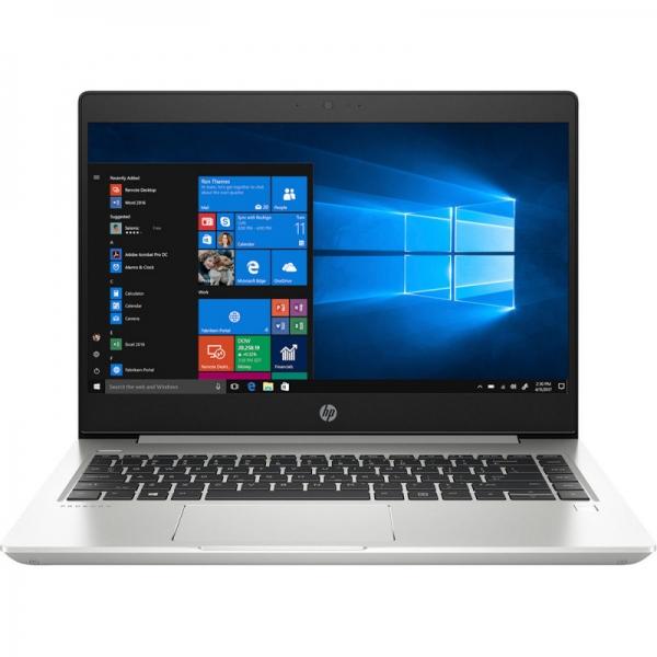 Notebook / Laptop HP 14'' ProBook 440 G6, FHD, Procesor Intel® Core™ i5-8265U (6M Cache, up to 3.90 GHz), 8GB DDR4, 256GB SSD, GMA UHD 620, Win 10 Pro, Silver 5