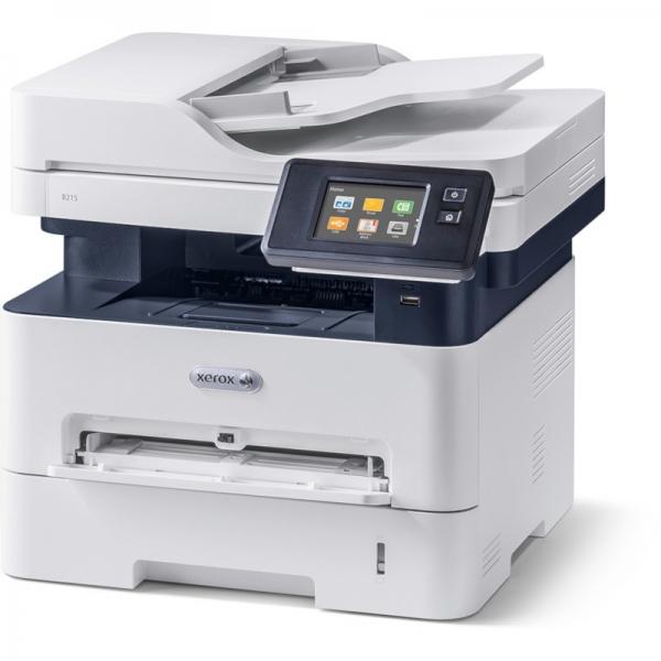 Multifunctionala Xerox WorkCentre B215V_DNI, Laser, Monocrom, Format A4, Duplex, Retea, Wi-Fi, Fax 0
