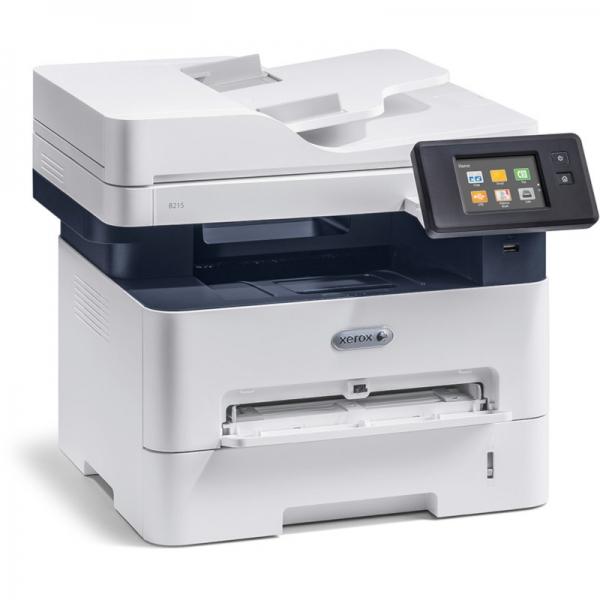 Multifunctionala Xerox WorkCentre B215V_DNI, Laser, Monocrom, Format A4, Duplex, Retea, Wi-Fi, Fax 3