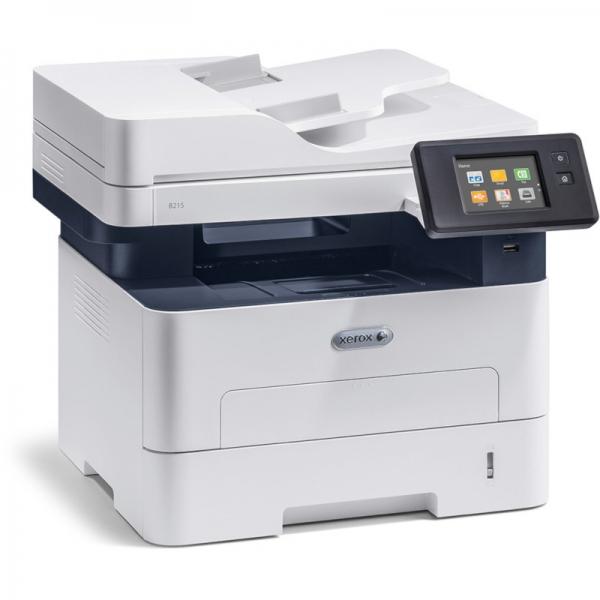 Multifunctionala Xerox WorkCentre B215V_DNI, Laser, Monocrom, Format A4, Duplex, Retea, Wi-Fi, Fax 4