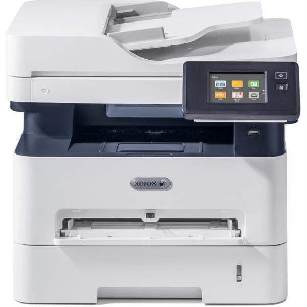 Multifunctionala Xerox WorkCentre B215V_DNI, Laser, Monocrom, Format A4, Duplex, Retea, Wi-Fi, Fax 5