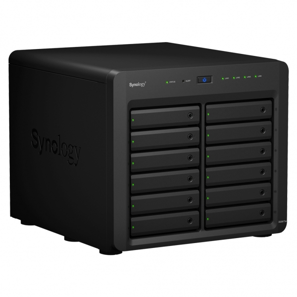 Statie de BACK-UP date Network Attached Storage (NAS) Diskstation DS3617xs - Synology 3