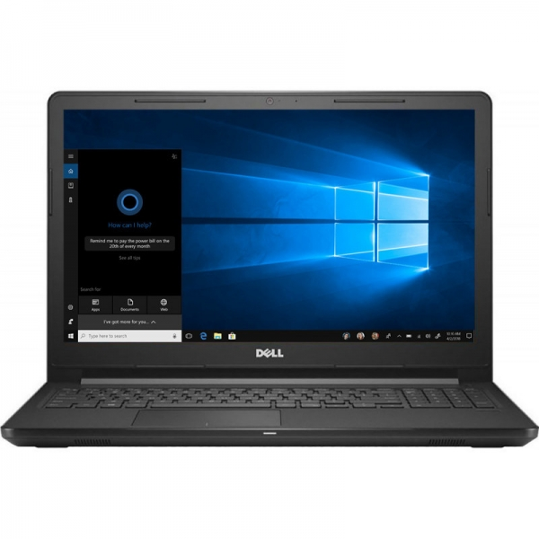 Notebook / Laptop DELL 15.6'' Vostro 3578 (seria 3000), FHD, Procesor Intel® Core™ i3-8130U (4M Cache, up to 3.40 GHz), 4GB DDR4, 128GB SSD, GMA UHD 620, Win 10 Pro, Black, 3Yr CIS 0