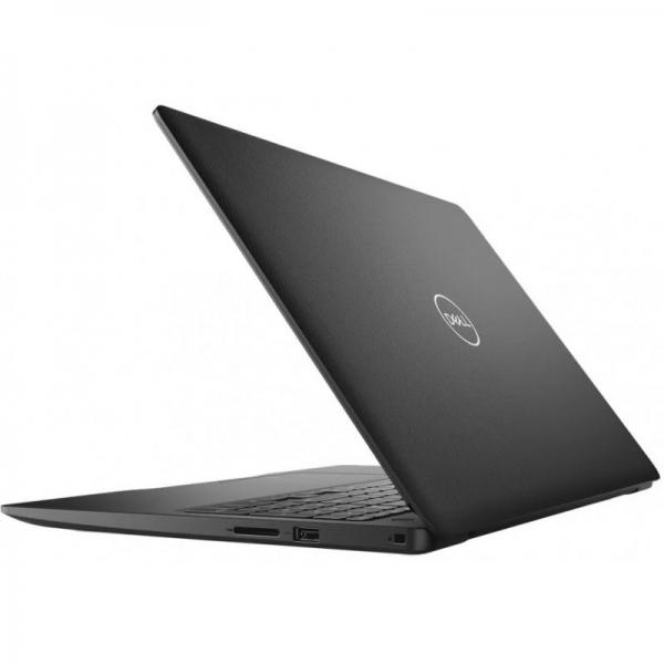Notebook / Laptop DELL 15.6'' Inspiron 3584 (seria 3000), FHD, Procesor Intel® Core™ i3-7020U (3M Cache, 2.30 GHz), 4GB DDR4, 1TB, GMA HD 620, Linux, Black, 2Yr CIS 2