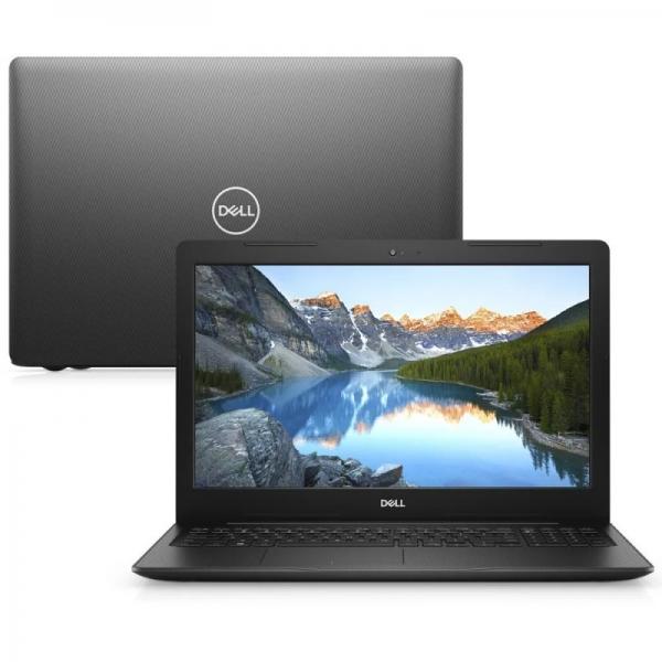 Notebook / Laptop DELL 15.6'' Inspiron 3584 (seria 3000), FHD, Procesor Intel® Core™ i3-7020U (3M Cache, 2.30 GHz), 4GB DDR4, 128GB SSD, GMA HD 620, Win 10 Pro, Black, 2Yr CIS 6