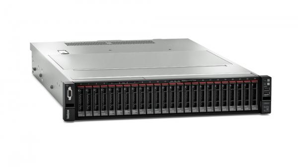 Lenovo Server ThinkSystem SR650, 2U, Intel Xeon Silver 4110 2.1Ghz, 16GB RAM DDR4,Matrox G200 0