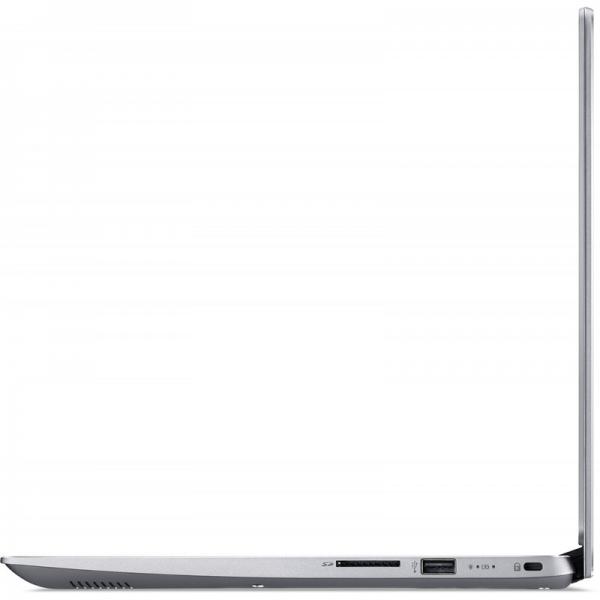 Notebook / Laptop Acer 14'' Swift 3 SF314-41, FHD IPS, Procesor AMD Ryzen™ 3 3200U (4M Cache, up to 3.50 GHz), 8GB DDR4, 256GB SSD, Radeon Vega 3, Linux, Silver 5