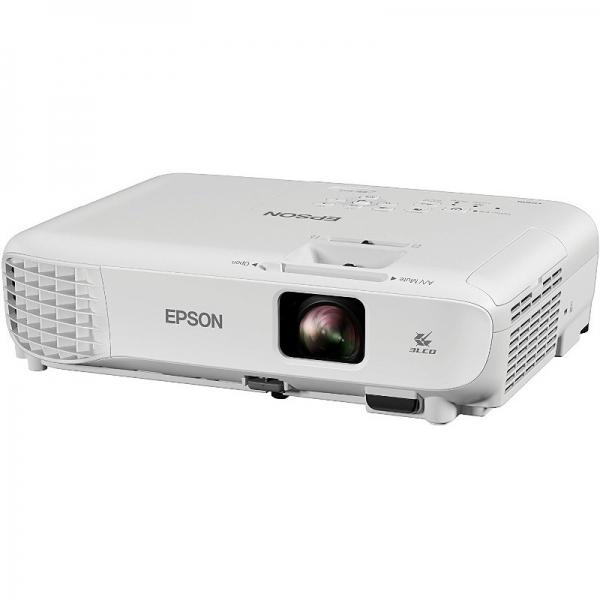 "Videoproiector Epson EB-S05 ""V11H838040"" White 2"