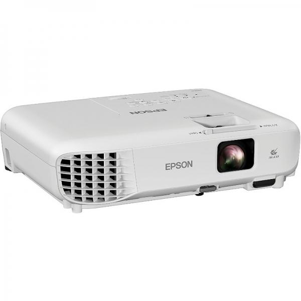 Videoproiector Epson EB-W05 White 1