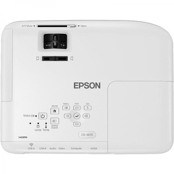 Videoproiector Epson EB-W05 White 5