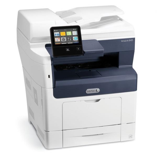 Multifuncțională Xerox VersaLink B405 DN, Laser, Monocrom, Format A4, Retea, Fax, Duplex 1