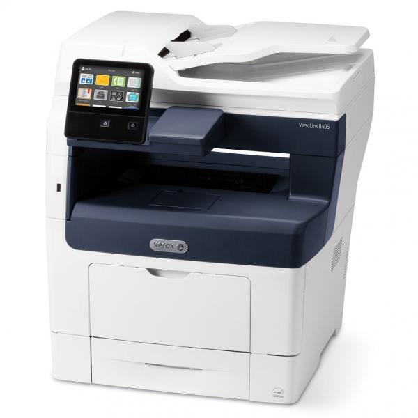Multifuncțională Xerox VersaLink B405 DN, Laser, Monocrom, Format A4, Retea, Fax, Duplex 2