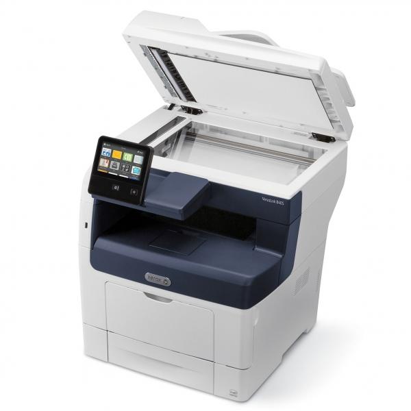 Multifuncțională Xerox VersaLink B405 DN, Laser, Monocrom, Format A4, Retea, Fax, Duplex 4