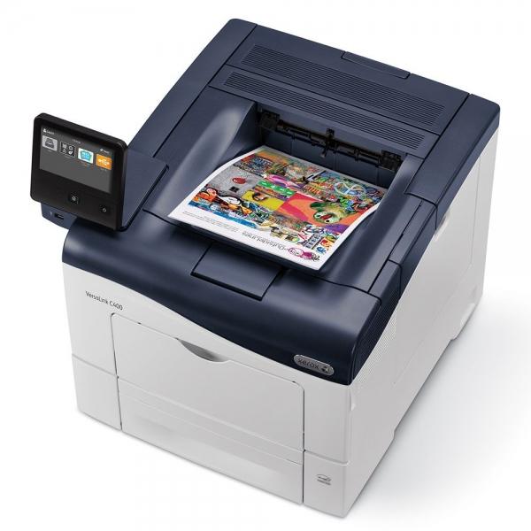 Imprimantă Laser Xerox VersaLink C400V_DN, Laser, Color, Format A4, Retea, Duplex 1