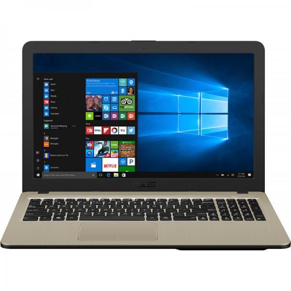 Notebook / Laptop ASUS 15.6'' VivoBook 15 X540UA, FHD, Procesor Intel® Core™ i3-7020U (3M Cache, 2.30 GHz), 4GB DDR4, 256GB SSD, GMA HD 620, Win 10 Home, Chocolate Black 0
